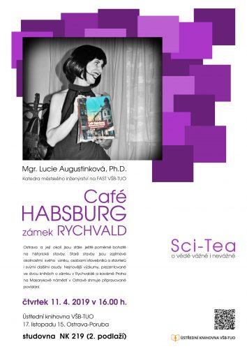 Přednáška Mgr. Lucie Augistinkové, Ph.D.