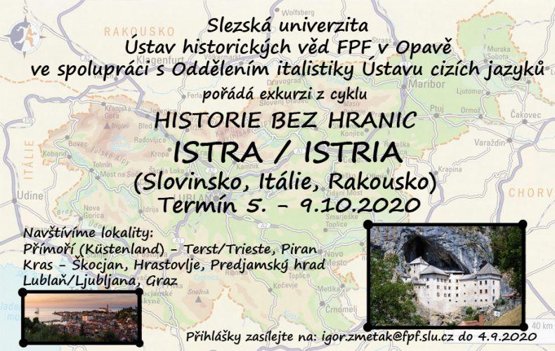 Exkurze Istria
