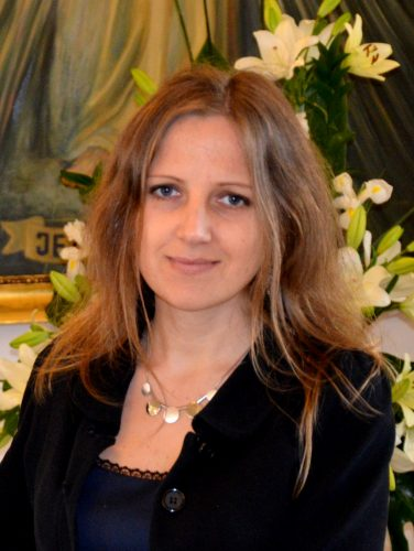 Mgr. Ilona Matejko-Peterka, Ph.D.